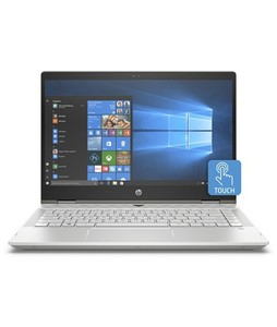 HP Pavilion x360 14 Core i5 8th Gen 8GB 256GB SSD Touch Notebook (14-CD008CA) - Without Warranty