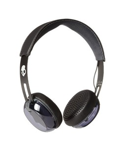 Skullcandy Grind On-Ear Headphones Black/Gray (S5GRHT-448)