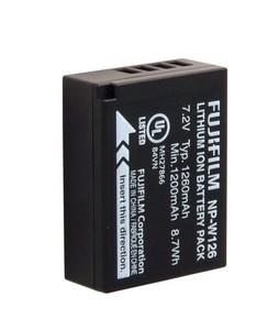 Fujifilm NP-W126 Rechargeable Battery (1260mAh)