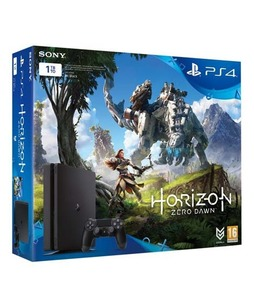 Sony PlayStation 4 1TB Horizon Zero Dawn Console with Horizon Zero Dawn Bundle