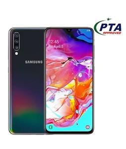 Samsung Galaxy A70 128GB 6GB RAM Dual SIM Black - Official Warranty