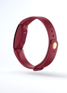 Fitbit Inspire Fitness Tracker Sangria