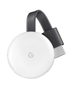 Google Chromecast 3rd Generation Chalk