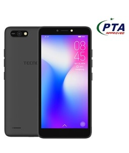 Tecno POP 2 8GB 1GB RAM Dual Sim Black