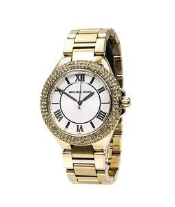 Michael Kors Camille Womens Watch Gold (MK3277)