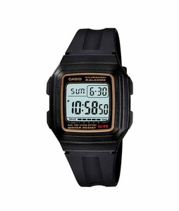 Casio Classic Mens Watch (F201WA-9AV)