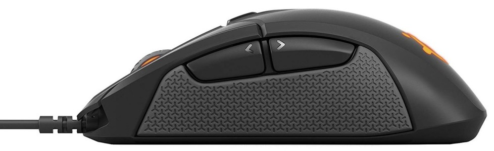 SteelSeries Rival 310 Optical Gaming Mouse Black