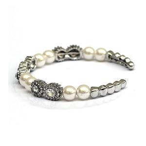 Rhizmall Beads Crystal Bracelet For Women