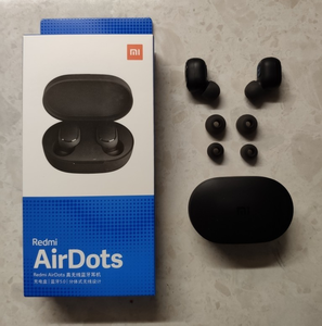 Xiaomi Mi AirDots TWS Wireless Bluetooth Earbuds Black
