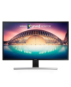 Samsung 31.5 Curved Screen LED Monitor (S32E590C)