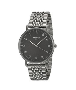 Tissot Everytime Mens Watch Silver (T1096101107700)