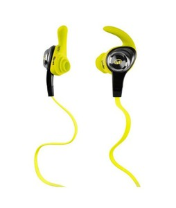 Monster iSport Intensity Earbud Headphone Green