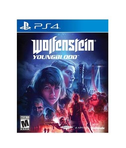 Wolfenstein: Youngblood Game For PS4