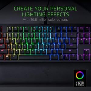 Razer BlackWidow Tournament Edition Chroma V2 Gaming Keyboard