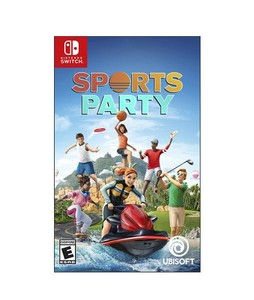 Sports Party Standard Edition Game For Nintendo Switch