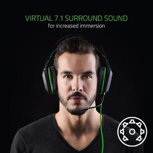 Razer Electra V2 Gaming Over-Ear Headphone Black