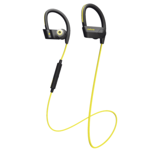 Jabra Sport Pace Wireless In-Ear Headphones Yellow