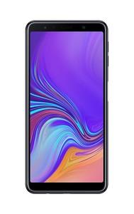 Samsung Galaxy A7 2018 128GB 4GB Dual Sim Black (A750FD) - Official Warranty