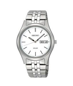 Seiko Core Mens Watch Silver (SNE031)