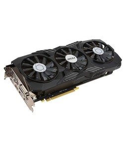 MSI GeForce GTX 1070 Ti DUKE 8G GDDR5 Graphics Card