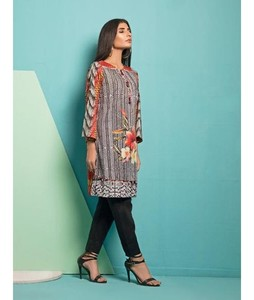 Khas Stores Intermix Collection Kurti For Women (DR-166)