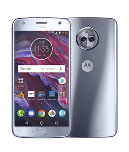Motorola Moto X4 64GB Dual Sim Sterling Blue