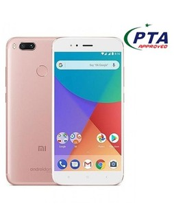 Xiaomi Mi A1 64GB 4GB Ram Dual Sim Rose Gold - Official Warranty