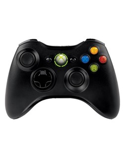 Microsoft Xbox 360 Wireless Controller With Reciever For Windows
