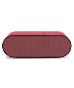 Sony Portable Bluetooth Wireless Speaker Red (SRS-X2)