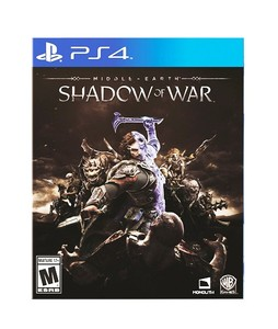 Middle-Earth: Shadow Of War for PS4 Game