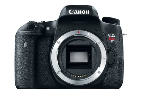 Canon EOS 760D DSLR Camera With 18-135mm Lens - International Warranty