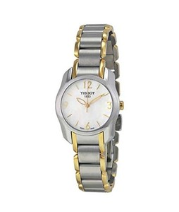 Tissot T-Wave Womens Watch Two Tone (T0232102211700)