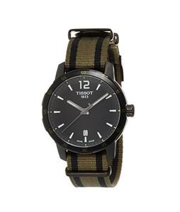 Tissot Quickster Mens Watch Black (T0954103705700)