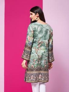 Khas Stores Stitched Lawn Kurti For Women 1 Piece (DR-279)