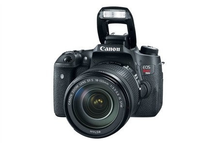 Canon EOS 80D DSLR Camera With 18-135mm Lens IS USM N