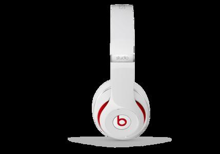 Beats Studio Wireless Over-Ear Headphone White
