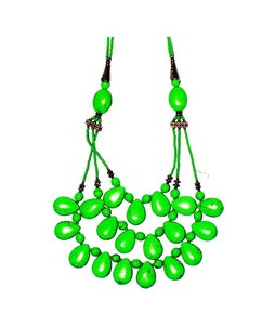 Gilgit Bazar Feroza Necklace For Women Green (GB203)