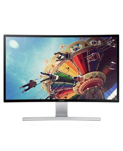 Samsung 27 Curved Screen LED Monitor (S27D590C)