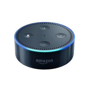 Amazon Echo Dot 2nd Generation Smart Speaker Black