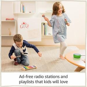 Amazon Echo Dot 2nd Generation Kids Edition Smart Speaker Red