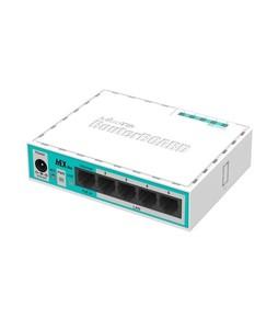 MikroTik Ethernet Router hEX Lite (RB750r2)