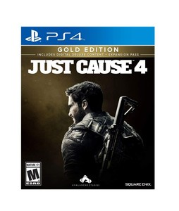 Just Cause 4 Gold Edition Game For PS4