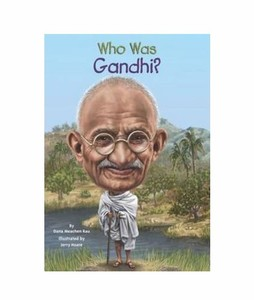 Who Was Gandhi Book