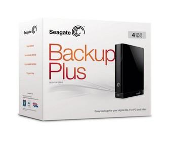 Seagate Backup Plus 4TB External Desktop Hard Drive (STCA4000200)