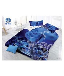 RGshop 3D Double Bed Sheet (SD-0507)
