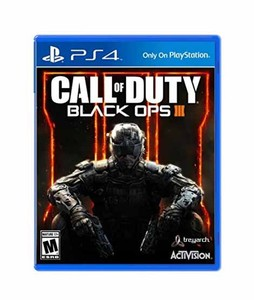 Call Of Duty: Black Ops III Standard Edition Game For PS4