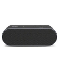 Sony Portable Bluetooth Wireless Speaker Black (SRS-X2)