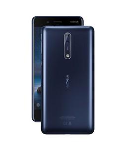 Nokia 8 64GB Dual Sim Tempered Blue