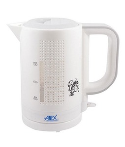 Anex Electric Kettle 1Ltr (AG-4029)