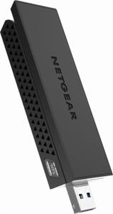 Netgear AC1200 Dual-Band WiFi USB 3.0 Adapter Black (A6210-10000S)
